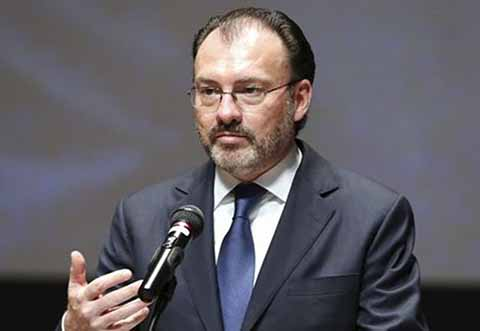Donald Trump No Amedrentará a México Sobre Negociaciones del TLCAN: Videgaray