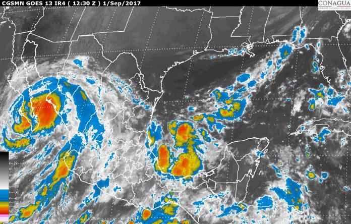 """Huracán """"Irma"""" Sube a Categoría Tres"""