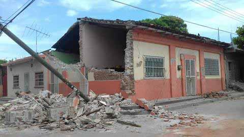 Dependencias federales continúan la evaluación de daños en los estados de Oaxaca y Chiapas-