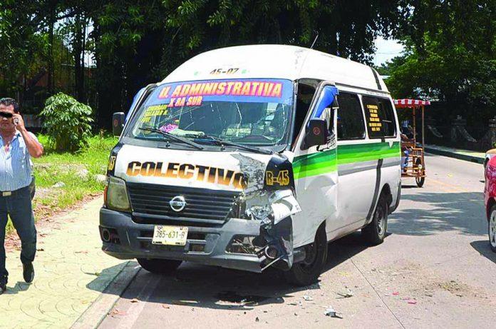 Cinco Lesionados en Choque de Cafres