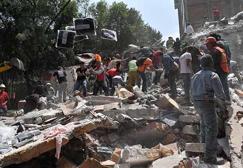Alerta en Chiapas y Oaxaca Por Sismos Suman Más de 3 Mil Réplicas en 13 Días
