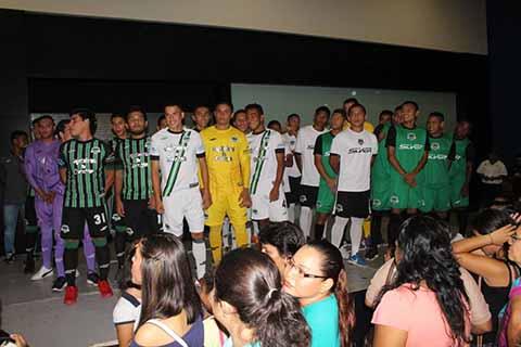 Presentan a Cafetaleros de la Tercera División