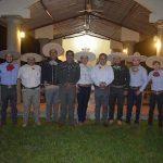 Integrantes de la Asociación de Charros de Tapachula.