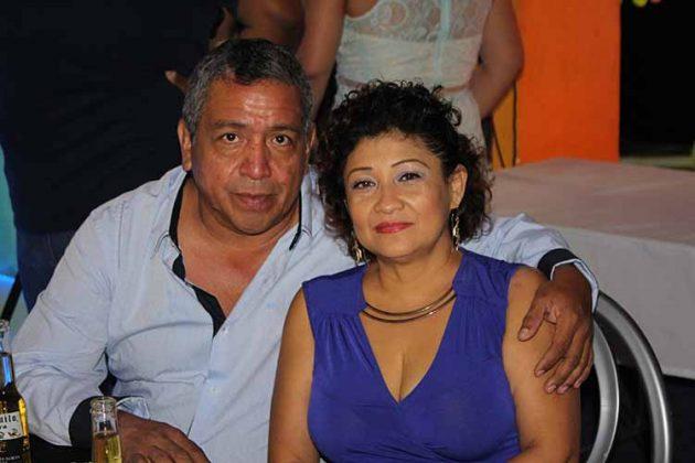 Silvestre Martínez, Miriam Ochoa.