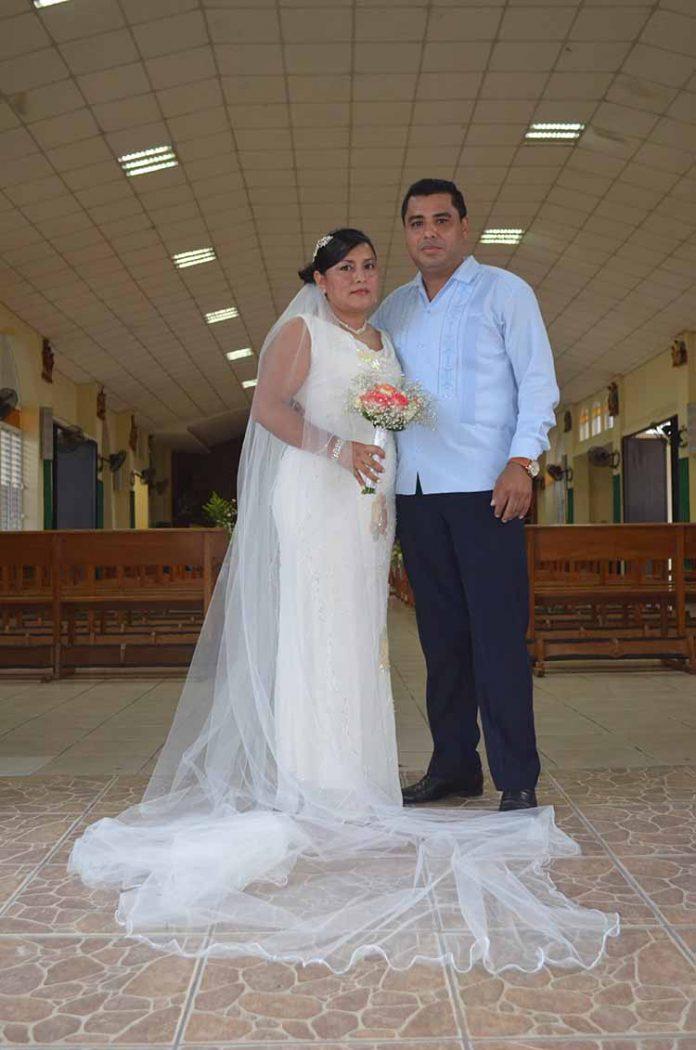 Teresa Ortiz & Jesús del Porte.