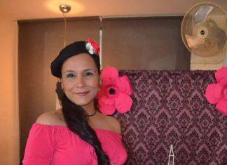 Amelia Moreno de Oland.