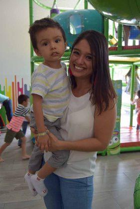 Gael Campos, Erika Domínguez.