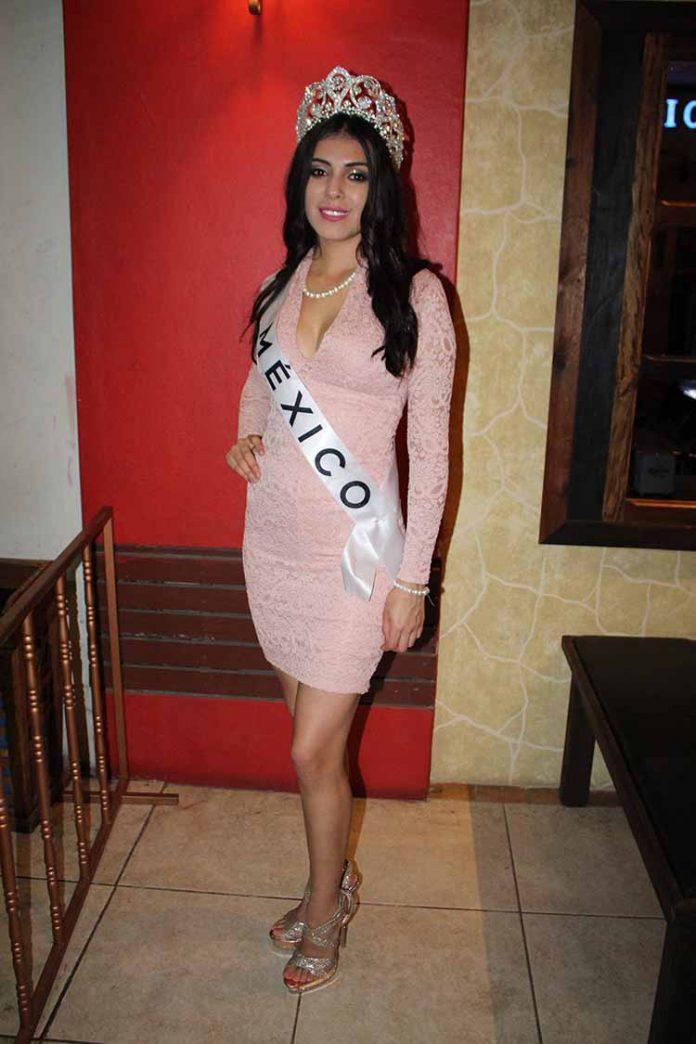 Grecia Ramírez, Miss Piel Dorada México 2016.