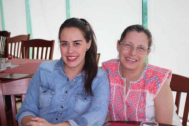 Andrea Alegre, Ana Gómez.