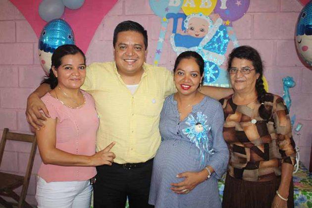 Familia Meléndrez.