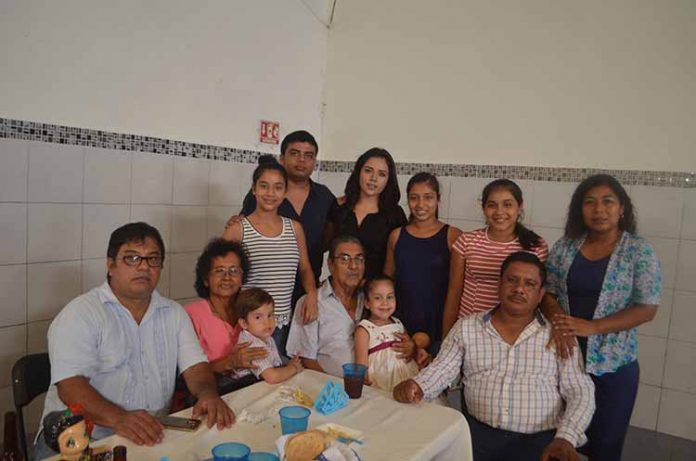 Familia Tavernier Hernández.
