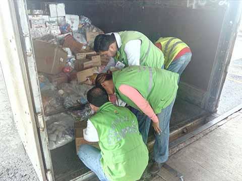 Comerciantes Guatemaltecos Donaron 14 Toneladas de Ayuda Humanitaria