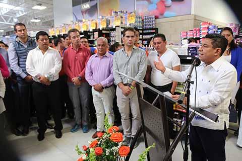 Gobierno de Chiapas Ofrece Condiciones de Seguridad y Confianza Para Inversionistas
