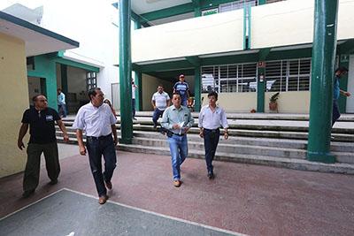 Reportan 980 Escuelas con Daños en Chiapas