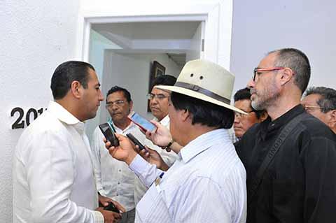 Congreso de Chiapas Crea Comisión Para dar Seguimiento a la Reconstrucción