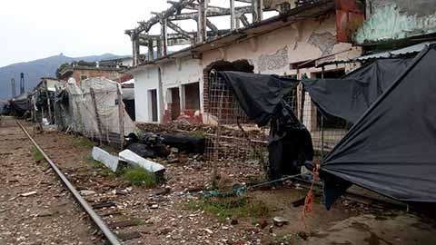 Varias casas afectadas por el sismo no fueron incluidas en el padrón de damnificados.