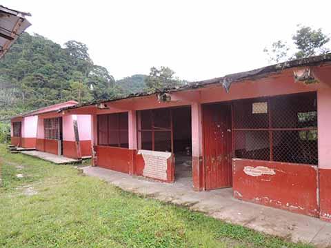 Se Cae a Pedazos Escuela Primaria en Iturbide