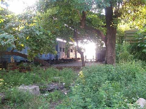 Zona Ferrocarrilera Convertida en Basurero y Foco de Inseguridad