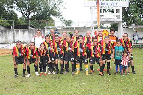 Deportivo Manzano Derrota a las Águilas del IMSS