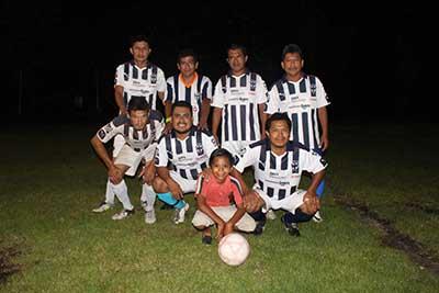 La Raza Vence a Deportivo La Banca
