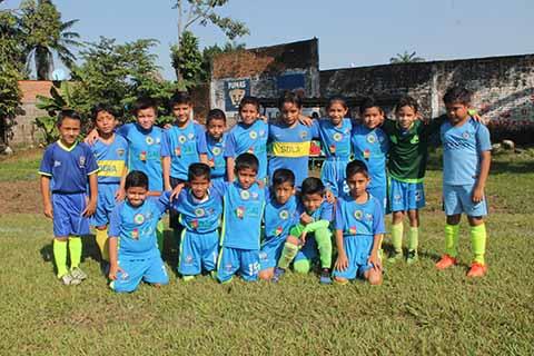 Coga FC Golea a Real Tapachula