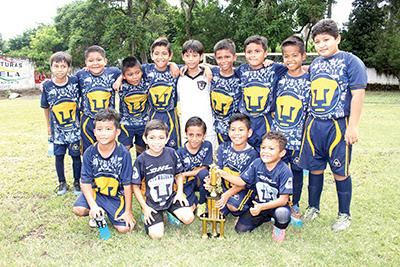 Pumas, Campeones