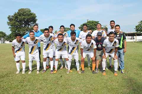 Deportivo La Garra Vence a Coga FC