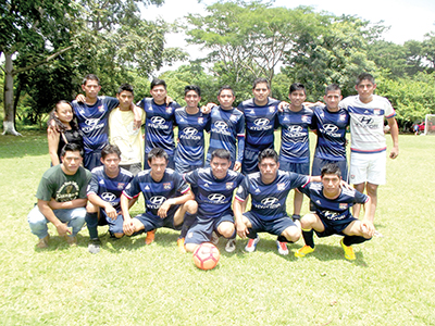 Deportivo Berenice a Semifinales