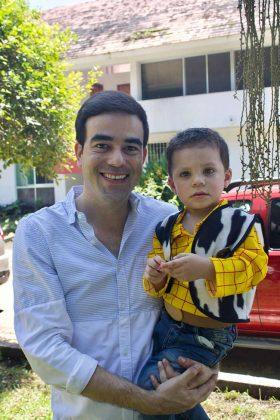 Mauricio Guerrero, Gael Rubiera.