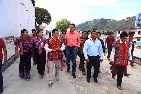 Urge que la Federación vea el Tamaño Real del Daño que Sufrió Chiapas: LAM