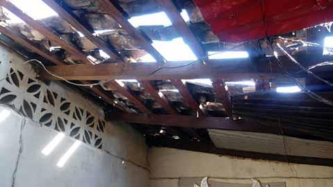 Daños y Miles de Evacuados en Mapastepec