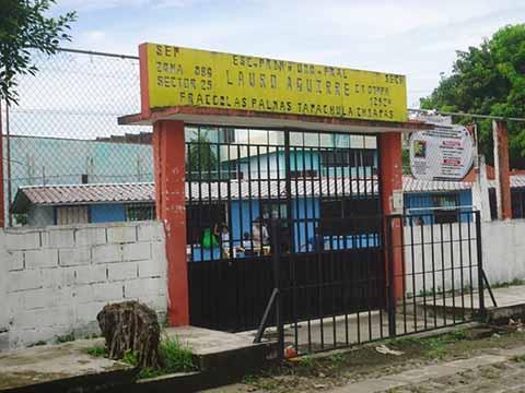 Protección Civil Verifica Escuelas del Soconusco