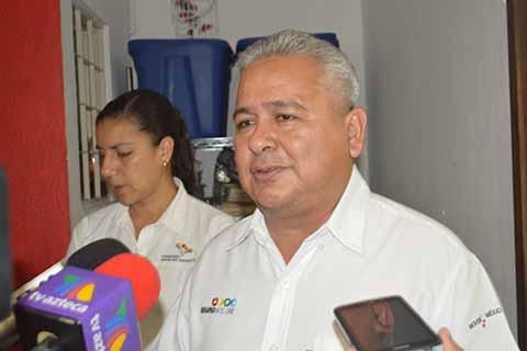 El Terremoto no Afectó Hospitales ni Centros de Salud en el Soconusco