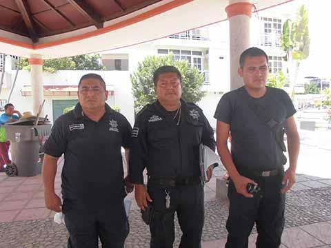 Policías Municipales de Tapachula Denuncian Irregularidades en la Corporación