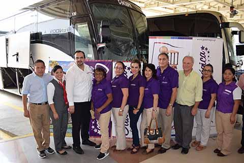 Inauguran Ruta Turística con Tapachula-Guatemala
