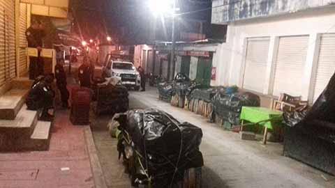 Recuperan la Avenida Rayón Que Estaba Invadido de Ambulantes