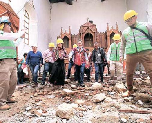 Solicita Manuel Velasco Fiscalizar los Fondos Para la Reconstrucción de las Zonas Afectadas por el Terremoto