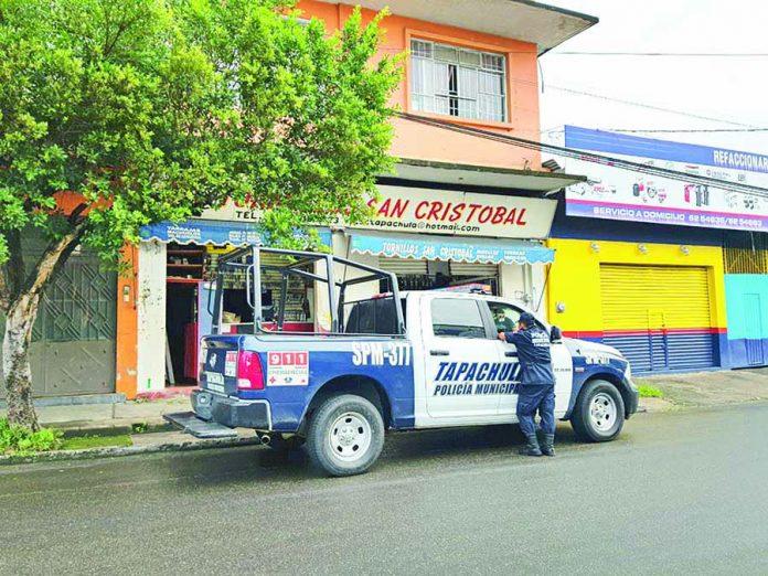 """Asaltaron en Tornillería """"San Cristóbal"""""""
