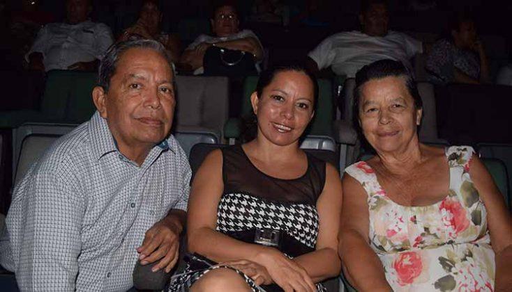 Familia Luna Martínez.