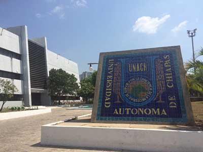 Reinicia UNACH Actividades Académicas y Administrativas