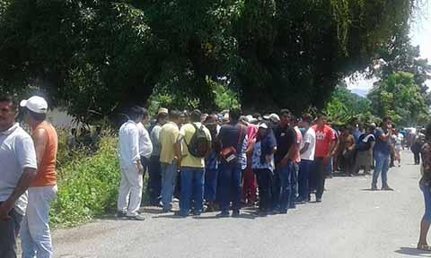 Se Produce Zafarrancho por Oponerse a Extractora de Aceite en Villa Comaltitlán
