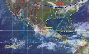 Potencial Ciclónico en el Golfo de Tehuantepec
