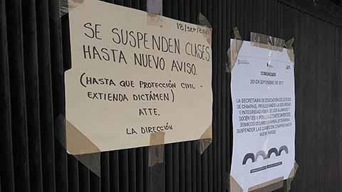 Marchan Padres de Familia en Oaxaca y Chiapas Contra el Reinicio de Clases