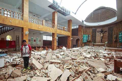 Piden Crear Consejo Consultivo Para Reconstrucción en Chiapas