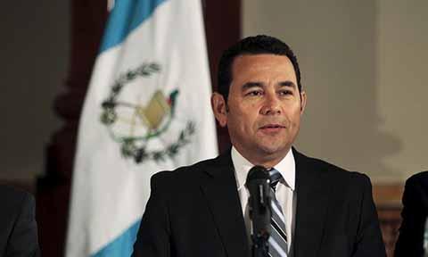 Corte Suprema de Guatemala Avala Juicio Contra Presidente Jimmy Morales