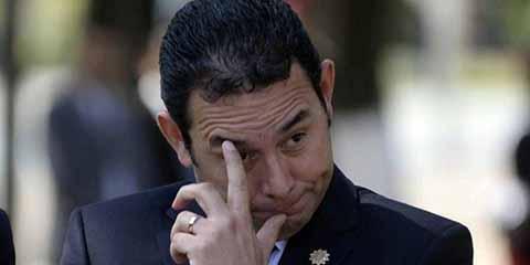 Guatemala en Paro Nacional, Exigen la Renuncia del Presidente Jimmy Morales