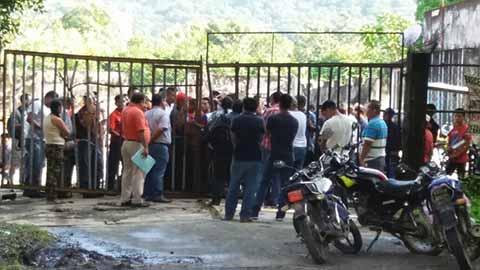 """En Conflicto Terrenos de """"La Arrocera"""" en Huixtla"""