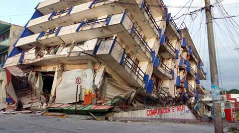 Tras el Sismo Llaman a Cuentas a Constructoras y Aseguradoras