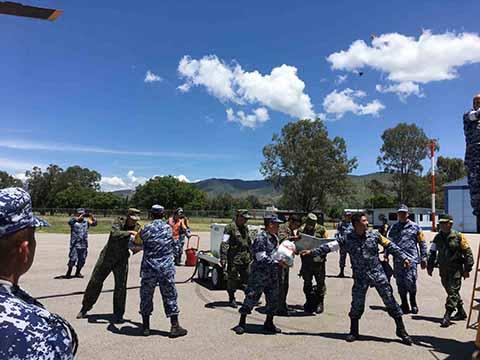 27 Países se Solidarizan con los Damnificados de México