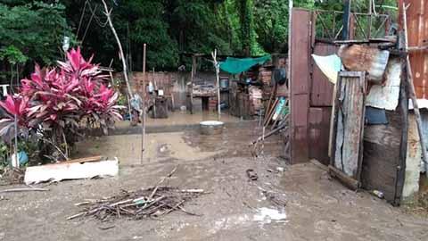 Se Desborda Río en Chiapa de Corzo